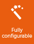 Fully configurable products