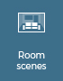 unlimited room scenes with roomplanner