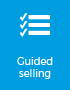 Guided selling process for optimal CTO / CPQ