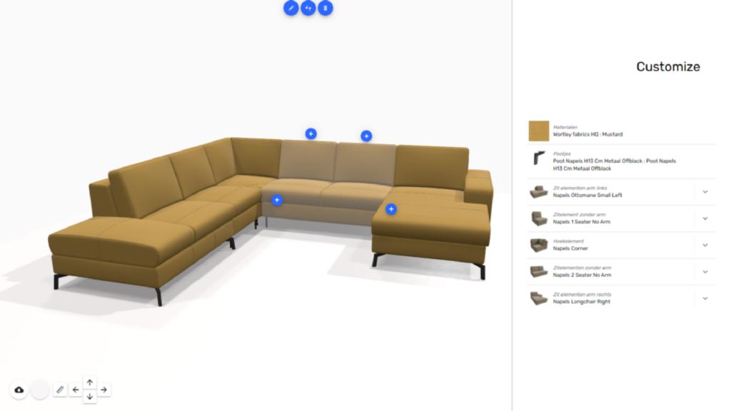furniture visualization iONE360